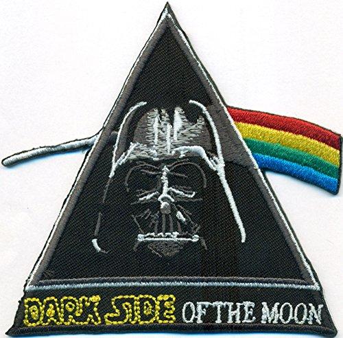 DARKSIDE of The Moon Darth Vader Star Wars Uniform Kostüm Patch Aufnäher Abzeichen