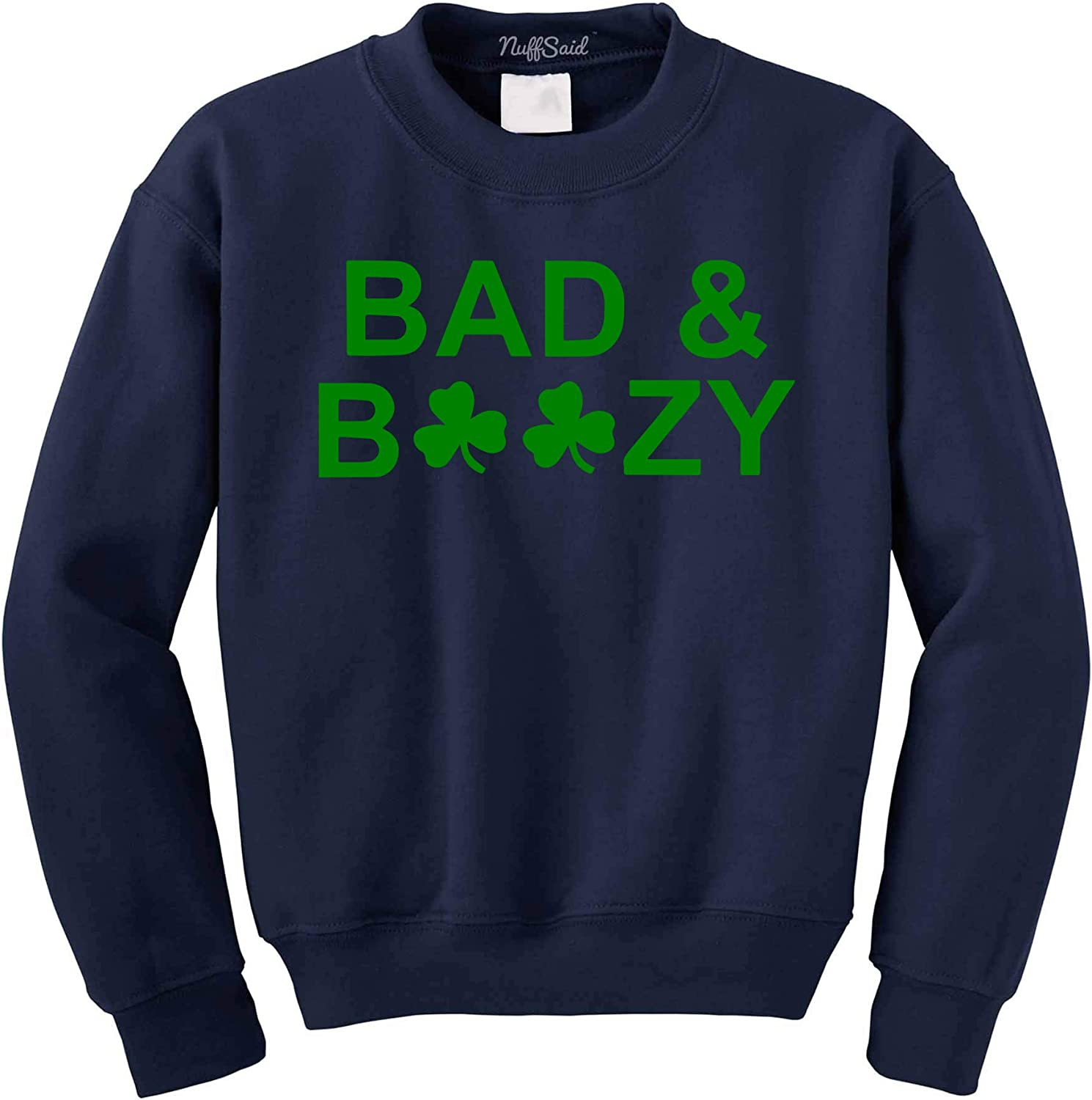 Paddy/'s Day Fck Me Liver Off Shoulder Sweatshirt for St Patrick/'s Day Funny Drunk Slouchy Oversized Sweater Funny Drinking Top for St