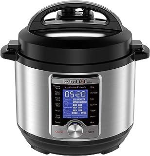 Instant Pot Ultra Mini 10-in-1 Electric Pressure Cooker, Sterilizer, Slow Cooker, Rice Cooker, Steamer, Sauté, Yogurt Maker, Cake Maker, Egg Cooker, and Warmer, 3 Quart, 14 One-Touch Programs