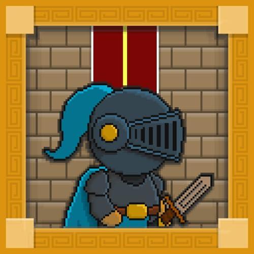 Pixel Knights Kingdoms War vs Dark Voxel Dungeon Dragons FULL