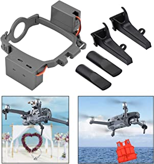 O'woda Mavic 2 Payload Drone Airdropper Clip Delivery Transport Device Wedding Drone Fishing Bait Search & Rescue Tool for...
