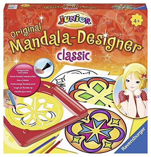 Ravensburger - 29896 - Loisir Créatif - Junior - Mandala Designer® - Classique