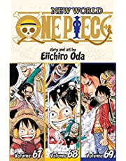 One Piece (Omnibus Edition), Vol. 23: Includes vols. 67, 68 & 69 (23)