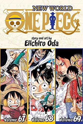 One Piece (3-in-1 Edition), Vol. 23: Includes Vols. 67, 68 & 69