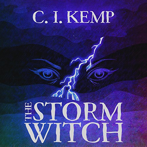 The Storm Witch audiobook cover art