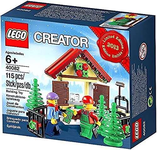 [Super Rare] [Limited Edition] LEGO 40082 2013 Limited Edition Holiday Set (Japan-Import)
