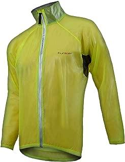 Funkier Bike Cycling Rain Jacket - Lecco - Lightweight and Waterproof