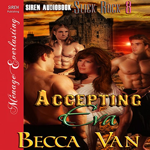 Accepting Eva audiobook cover art