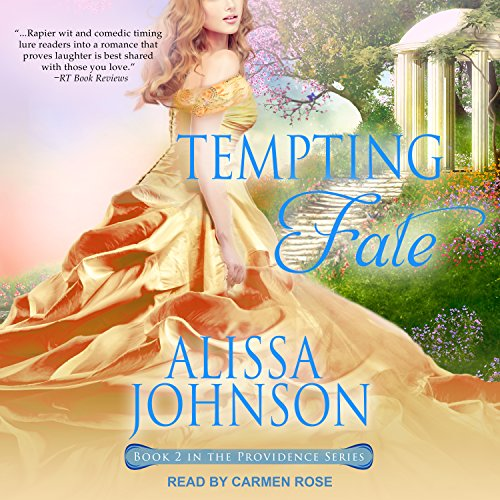 Tempting Fate audiobook cover art