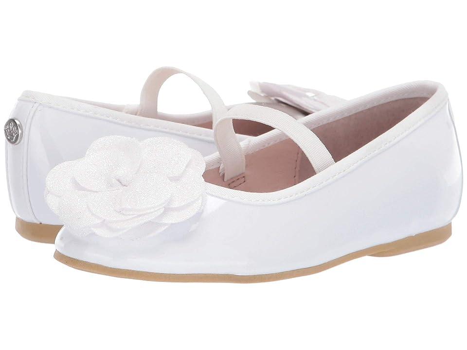 Nina Kids Estela-T (Toddler/Little Kid) (White) Girls Shoes