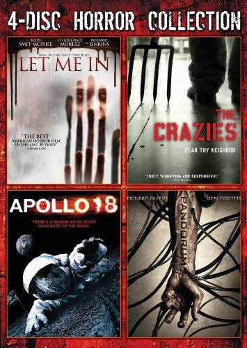 Theatrical Horror 4 Dvd Set