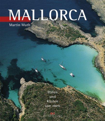 Mallorca. Häfen und Küsten von oben