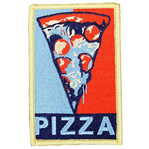 'Pizza' Velcro Morale Patch by Violent Little Machine Shop