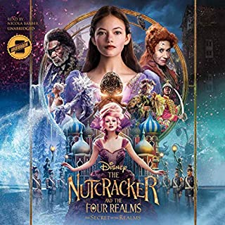 The Nutcracker and the Four Realms: The Secret of the Realms audiobook cover art