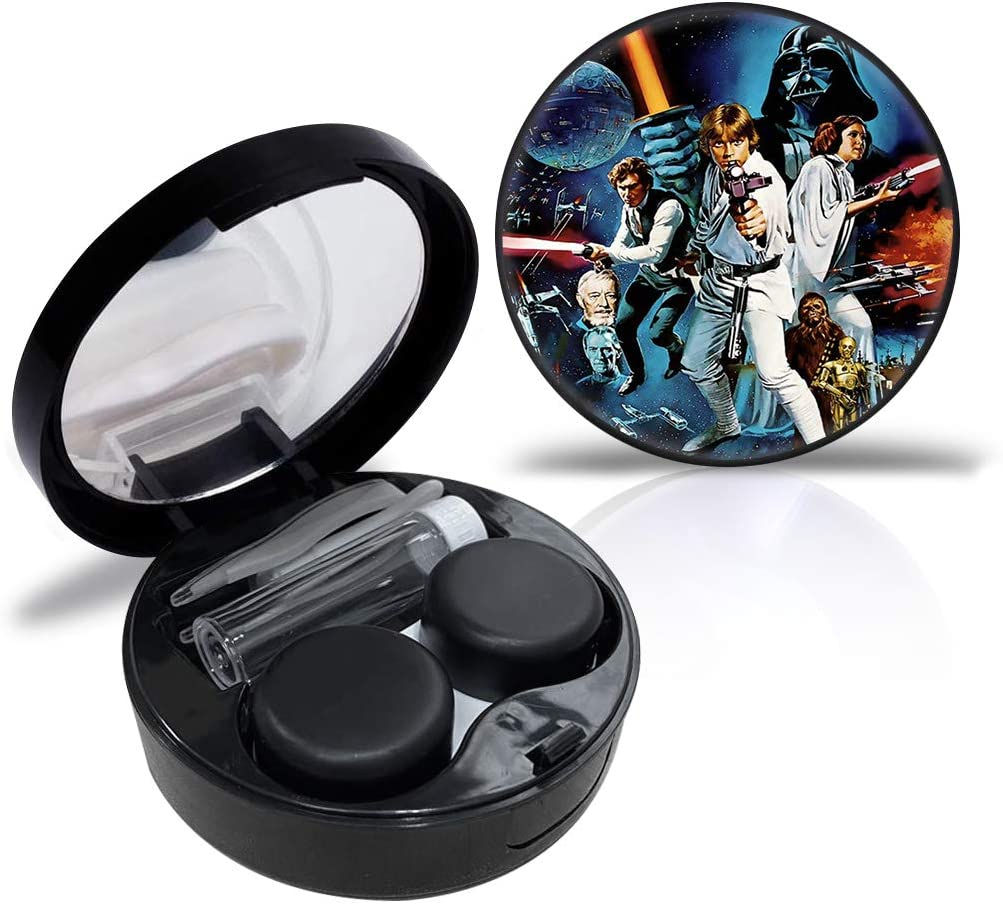 Star Popular products wars Contact Lens Selling rankings Case Contac Cute Travel
