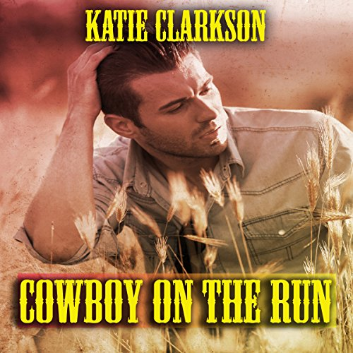 Cowboy on the Run audiobook cover art