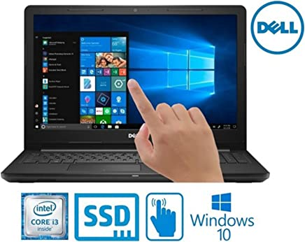 2019 Newest Dell Premium Inspiron 15.6-inch Touch-Screen HD Laptop, Intel i3