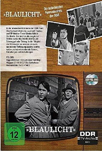 Blaulicht - DDR TV-Archiv [2 DVDs]