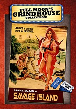 Savage Island  Grindhouse Collection