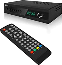 Digital TV Converter Box - UBISHENG U-003 Set Top Box/ TV Box/ ATSC Tuner for Receive Local TV Channel with TV Tuner, PVR ...