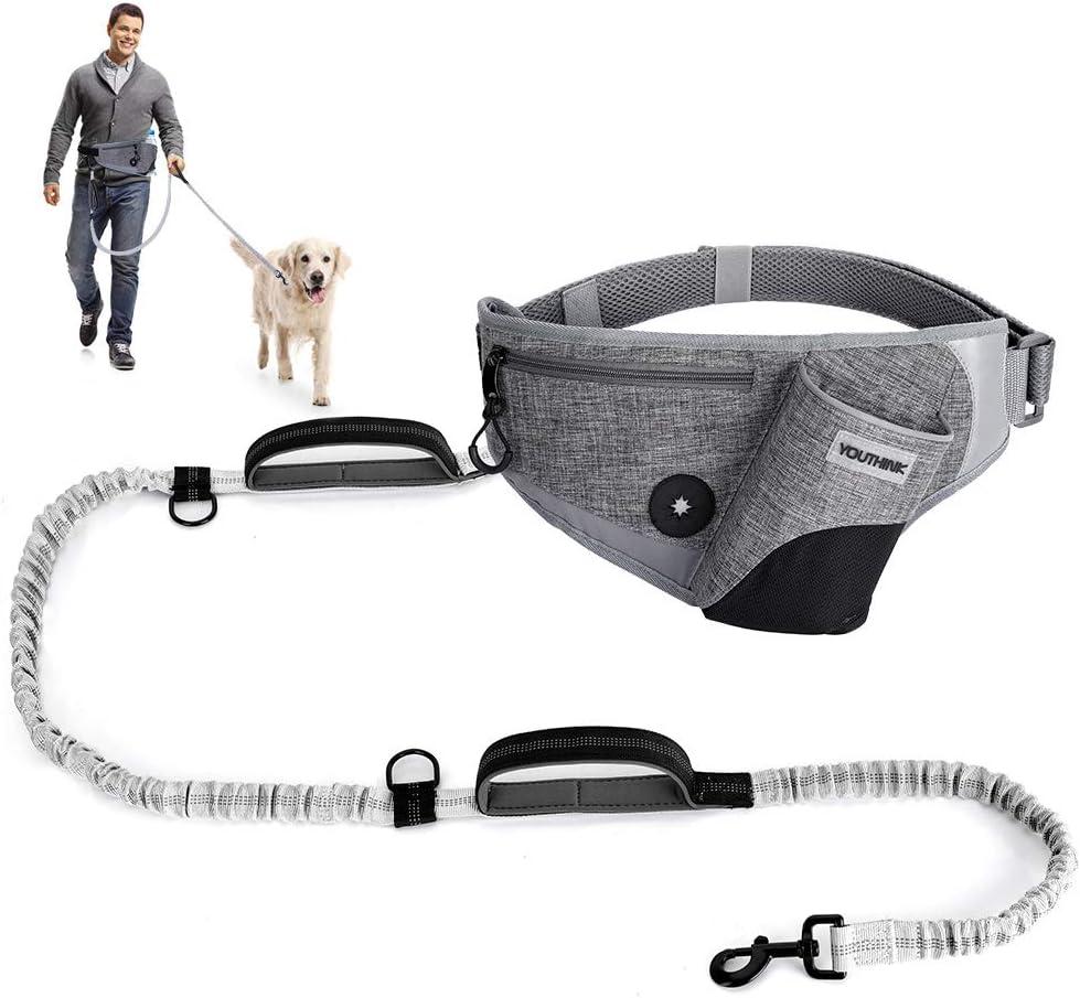 Hands Free Dog Leash for Max 76% OFF Training Over item handling Hiking Running Jogging Walking