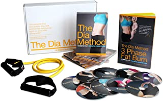The Dia Method: 10 Minutes Flat Post-pregnancy Fitness System