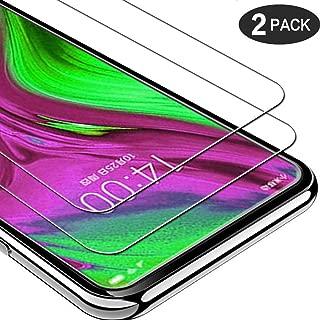 【2019年最新バージョン】 Xiaomi Mi Mix 3 ガラスフイルム,【2枚セット】 最大硬度9H/高透過率/3D Touch対応/自動吸着/指紋防止/気泡ゼロ/薄さ0.26mm/貼り付け簡単/Xiaomi Mi Mix 3 強化ガラス (2.5D光沢タイプ)透明