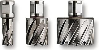 Fein 63134420052 Nova Broca hueca acero HSS, 50 mm, mango Weldon