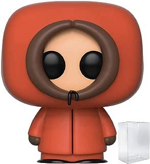 Funko Pop! Animation: South Park - Kenny Vinyl Figure (Includes Pop Box Protector Case)