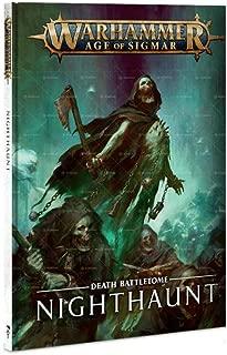 Warhammer Age of Sigmar Battletome: Nighthaunt