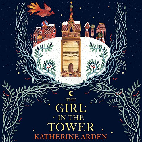 The Girl in the Tower audiobook cover art