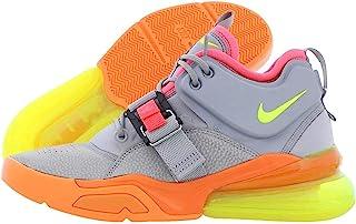 Air Force 270 Mens Shoes Size 13 Grey/Orange