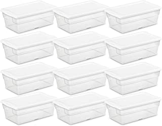 Best clear plastic boxes for storage Reviews