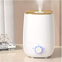 4L Humidifier, Household Silent Humidifier, Clean Air, Large Capacity, Pregnant Women and Babies, Suitable for Office, Bed...