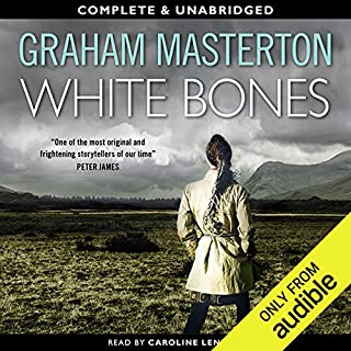 White Bones cover art