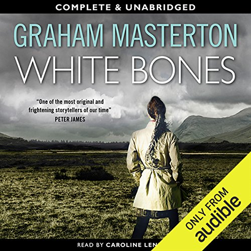 White Bones audiobook cover art
