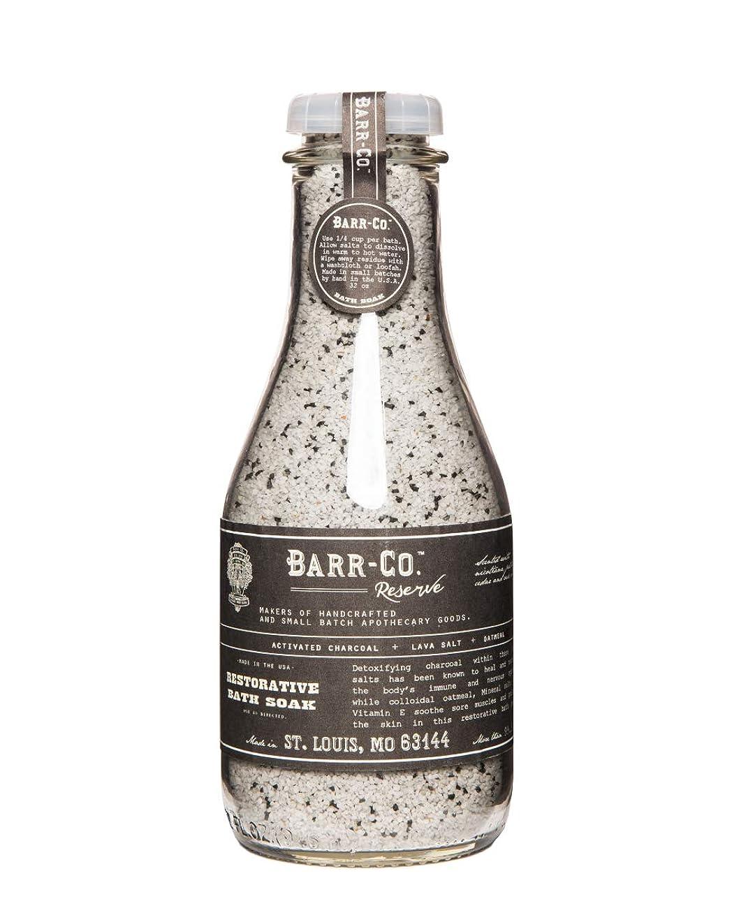 野生類人猿勃起バーコ(BARR-CO.) BARR-CO./バスソルト リザーブ 入浴剤 1000ml