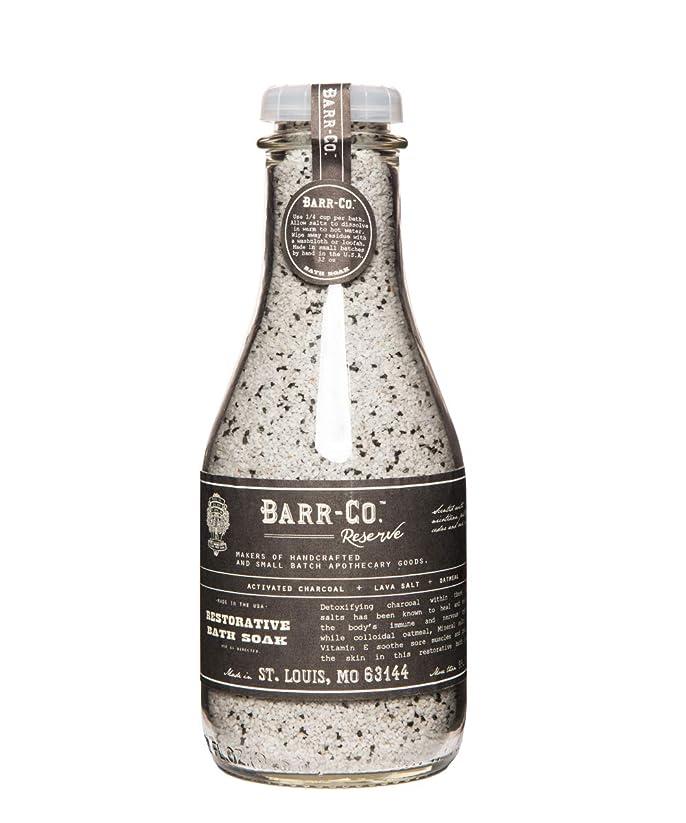 マティス無駄お父さんBARR-CO./バスソルト リザーブ