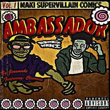 Ambassador (feat. Clearvsn)