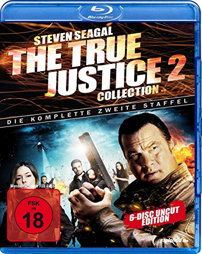 The True Justice Collection 2 - Uncut/Complete Collection [Blu-ray]