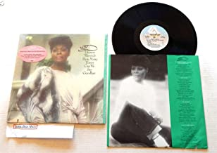 Dionne Warwick How Many Times Can We Say Goodbye - Arista Records 1983 - A Used Vinyl LP Record - 1983 Pressing AL 8-8104 - With Peter Frampton - Luther Vandross - Cissy Houston - The Shirelles