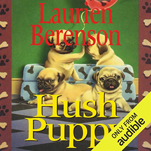 Hush Puppy audiobook cover art
