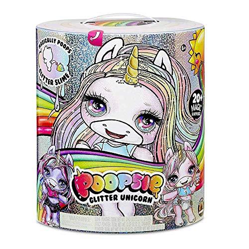Figura Surpresa - Poopsie Slime Glitter Unicorn - Candide