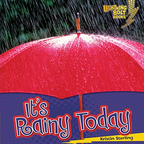 It's Rainy Today copertina