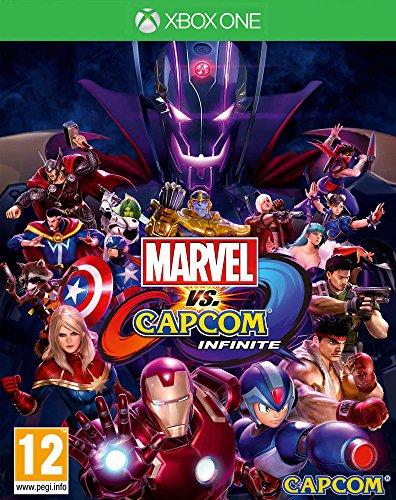 Marvel vs. Capcom Infinite [Importación francesa]