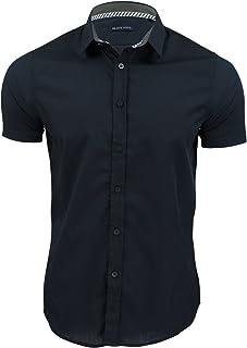 BRAVE SOUL Men's Mombassa Casual Shirt