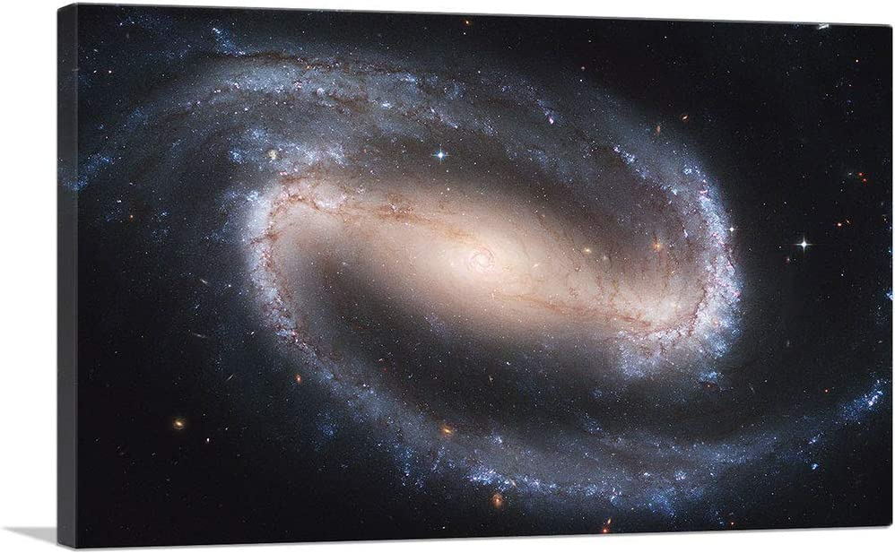 ARTCANVAS NASA Hubble Telescope Sees Canvas a Ranking Regular dealer TOP19 Art Spiral Galaxy