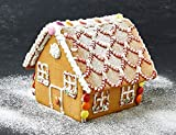 Gingerbread Festive House KIT - Large, Premium and Delicious (713g)