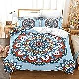 Bedclothes-Blanket Juego sabanas de Cama 150,Conjunto de Ropa de Cama de Tres Piezas de impresión Digital Floral.-15_200 * 200