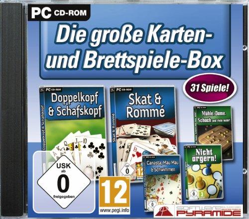 Karten- und Brettspiele [Software Pyramide]